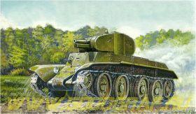 Танк БТ-7 экспериментальный