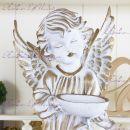Статуэтка 34 см Ангел с пиалой
