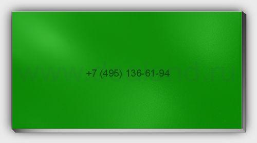 Лист алюм. 2х1500х3000 RAL6018 Светло-зеленый