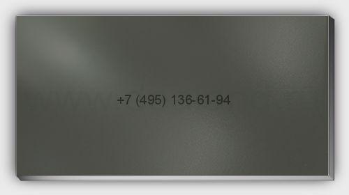 Лист алюм. 2х1500х3000 RAL7005 Серый