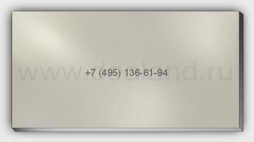 Лист алюм. 2х1500х3000 RAL9002 Жемчужный