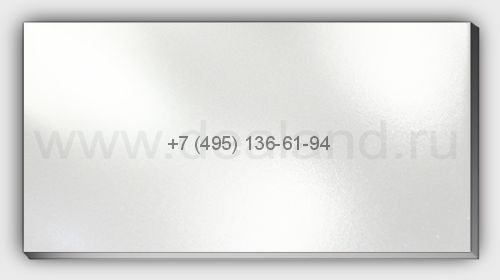 Лист алюм. 2х1500х3000 RAL9016 Белый