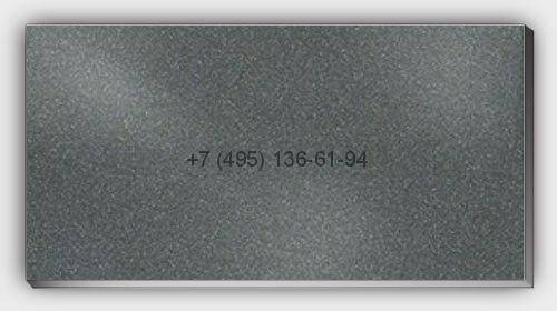Лист алюм. 2х1500х3000 RAL9007 Мокрый асфальт