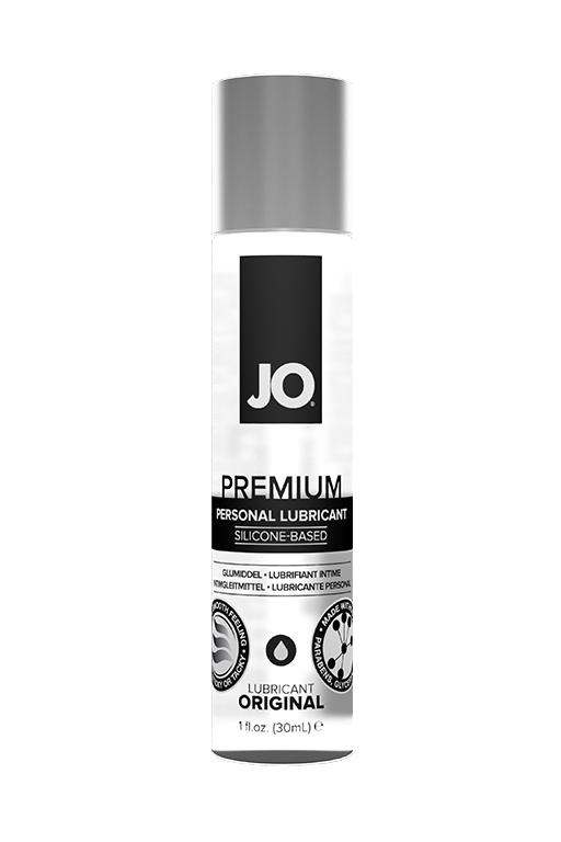Классический лубрикант на силиконовой основе / JO Premium 1oz - 30 мл.