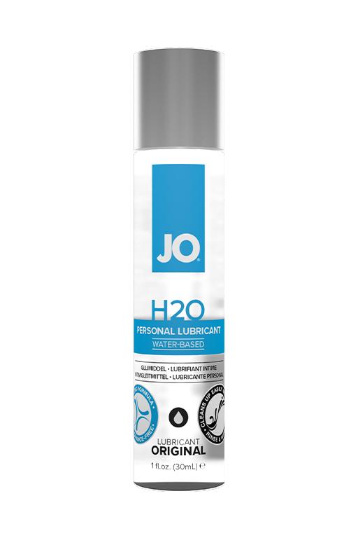 Классический лубрикант на водной основе / JO H2O 1oz - 30 мл.