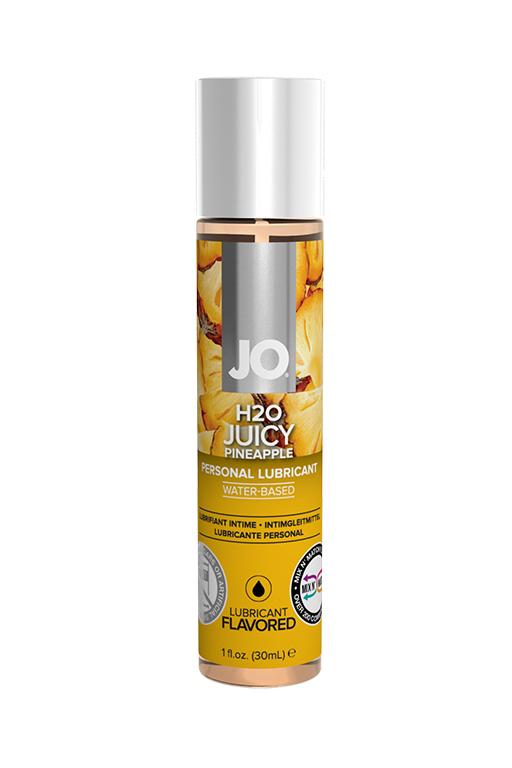 "Вкусовой лубрикант ""Ананас"" / JO Flavored Juicy Pineapple 1oz - 30 мл."