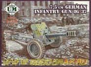 Немецкая пехотная пушка 7,5 см IG 37