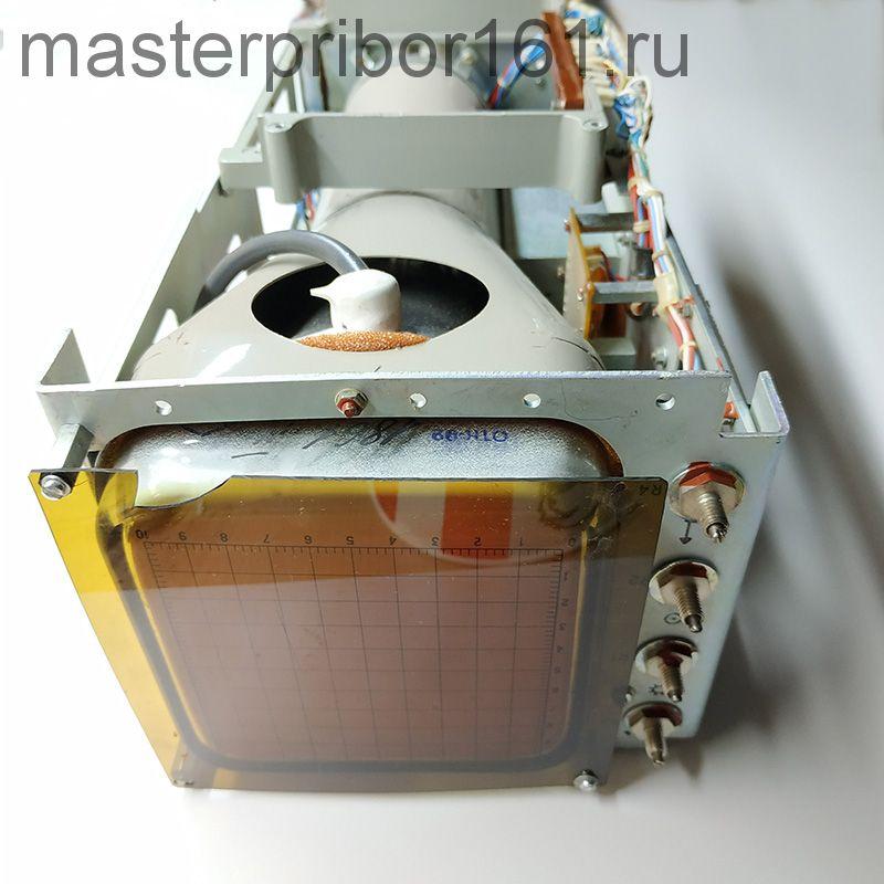 16ЛО4В электронно-лучевая трубка, блок в сборе от Х1-48