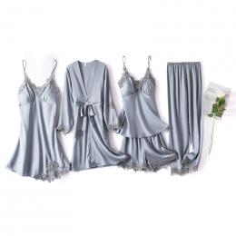 комплект пижамный 5 предметов,  размеры 46,48,50 модель  709