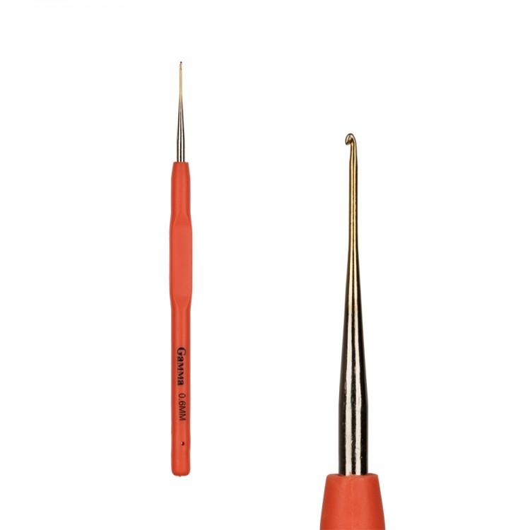 Крючок RCH с прорезининной ручкой GAMMA 13 см