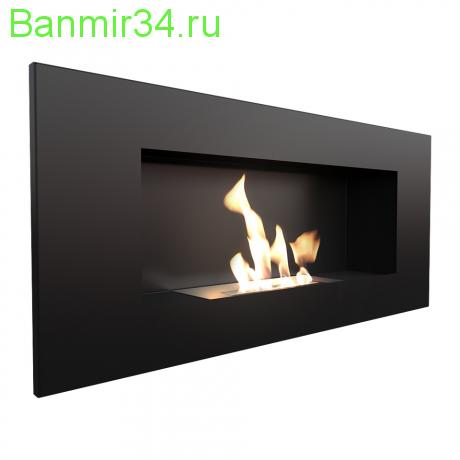 Биокамин Kratki DELTA2/CZARNY/TUV (Черный) (900*400)