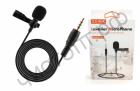 Микрофон для моб. устройств GL-119, разьем 3,5мм, каб. 3,0м