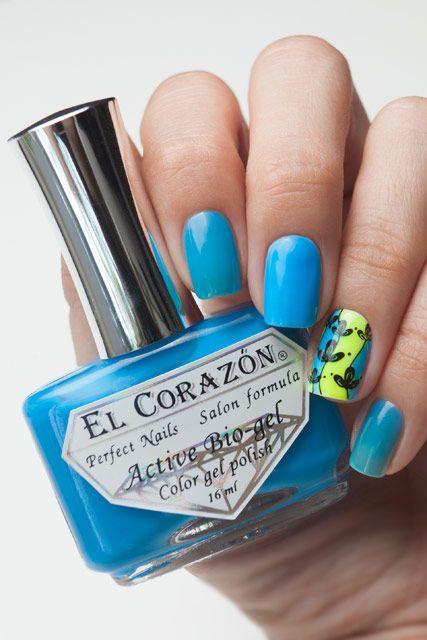 El Corazon Active Bio-gel Активный Био-гель  Jelly Neon 423/252     16 мл
