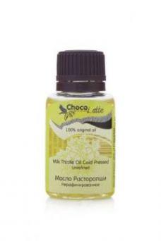 Масло РАСТОРОПШИ/ Milk Thistle Oil Cold Pressed Unrefined / нерафинированное, 20 ml