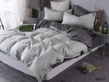 Комплект постельного белья Сатин SL  евро  Арт.31/369-SL