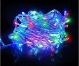 Светодиодная гирлянда 140 LED, 9,5м, разноцветный