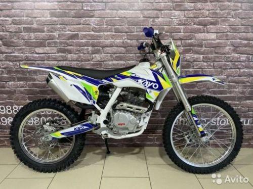 Кроссовый мотоцикл Kayo K1 2020 модельный год