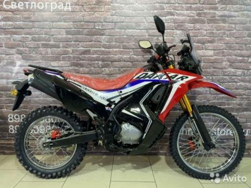 Эндуро Motoland Dakar ST 250 172 мотор 2020