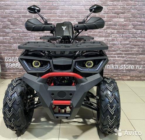 Квадроцикл Avantis Hunter 200 New Lux 2021