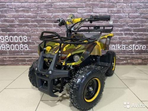 Квадроцикл электро Avantis ATV Classic E800W