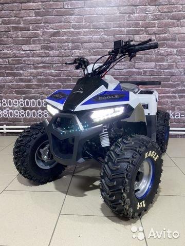 Квадроцикл ATV 110 Eagle собранный