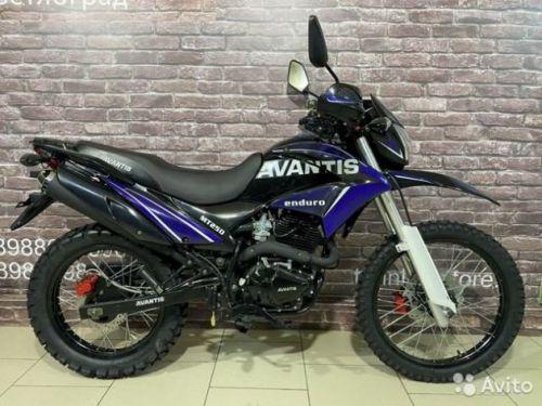 Мотоцикл Avantis Kews MT250 172FMM с птс