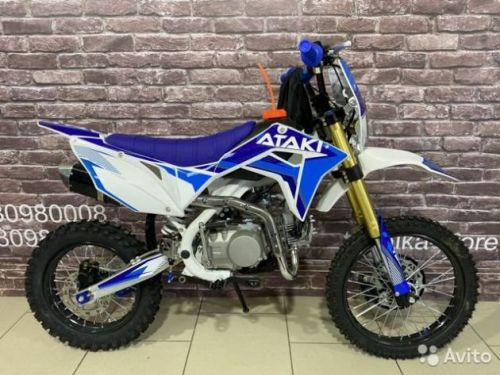 Питбайк Ataki Start YX 140 кубов 17/14 колёса 2020