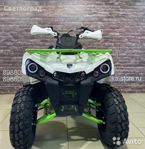 Квадроцикл rockot hammer-200 кубов