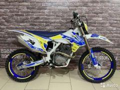 Кроссовый мотоцикл Motoland TT250 21лс Zongshen