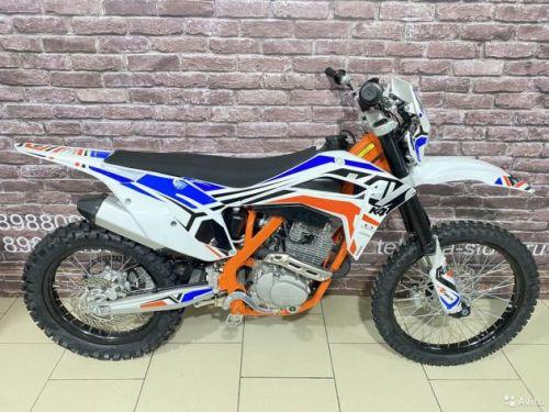 Мотоцикл кроссовый Kayo K4MX 21/18 172FMM 2020г