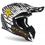 Airoh Aviator Matt Rockstar 2020 шлем для мотокросса и эндуро
