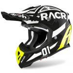 Airoh Aviator Ace Racr Gloss шлем для мотокросса и эндуро