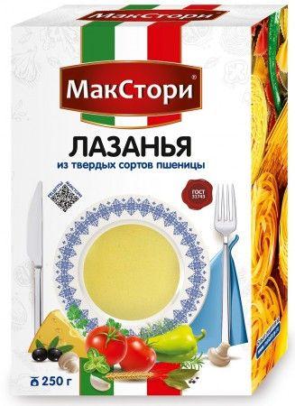 МАКСТОРИ ЛАЗАНЬЯ 250 г