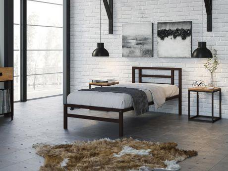 Односпальная кровать Титан 90