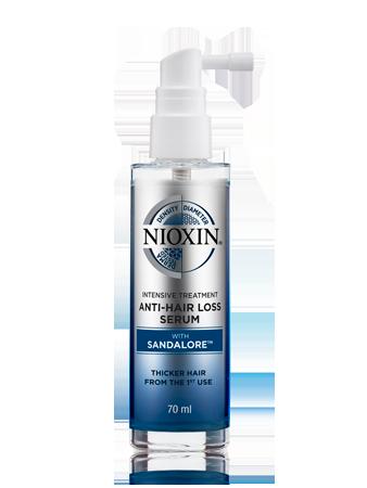 NIOXIN Anti-Hair Loss Serum Сыворотка против выпадения волос