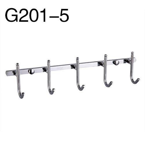 Вешалка с 5 крючками Gappo G201-5