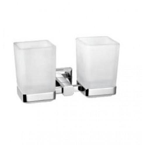 Двойной стакан для зубных щеток Gappo G3808