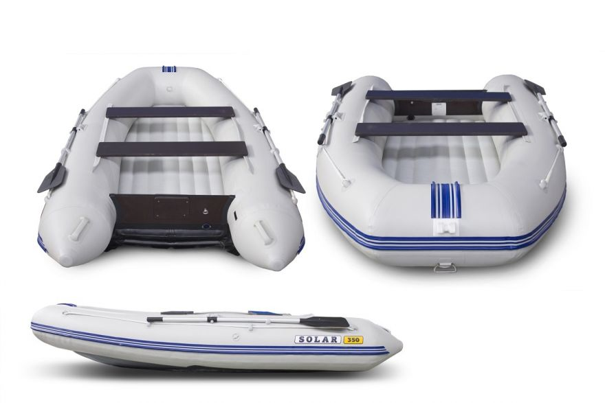 Лодка Солар Оптима-350