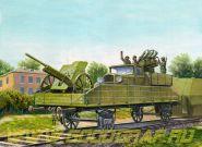 Платформа бронепоезда