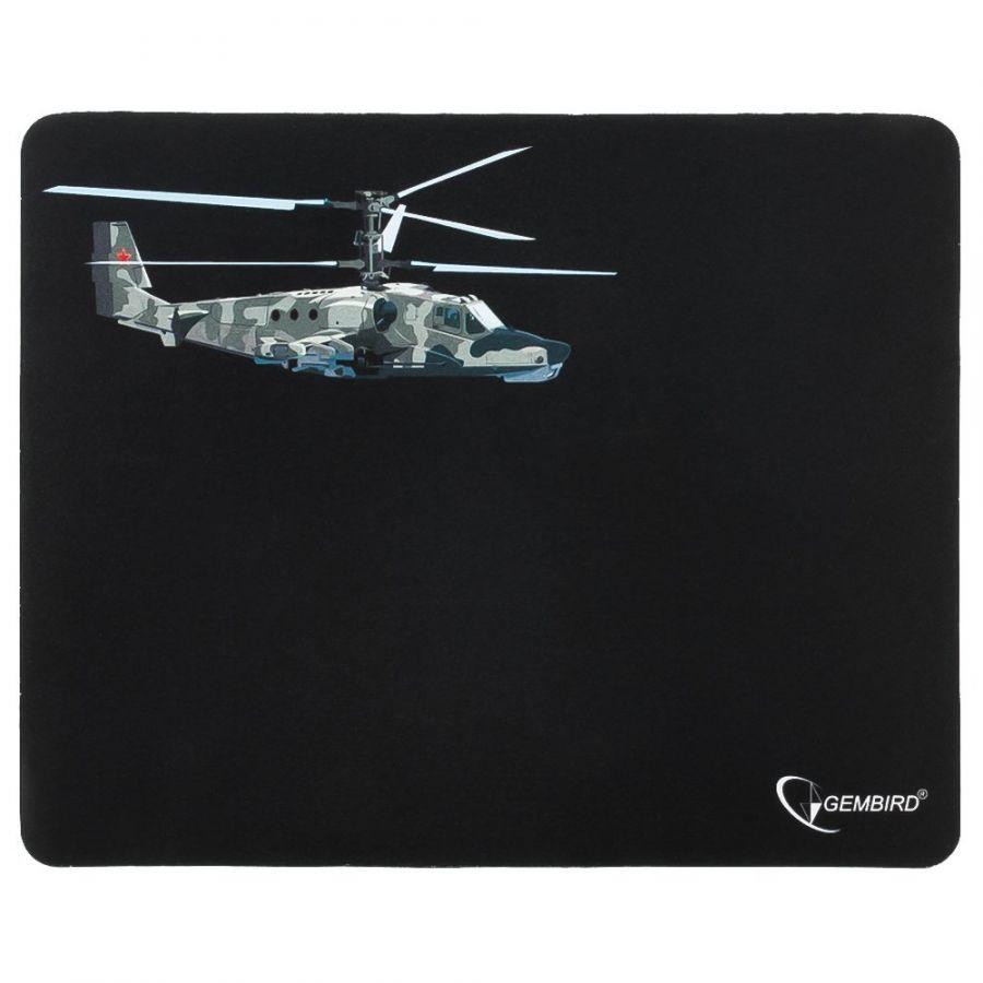 """Коврик для мыши Gembird MP-GAME4, рисунок- """"вертолет-2"""""""