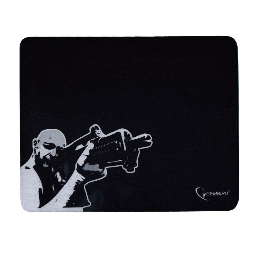 "Коврик для мыши Gembird MP-GAME12, рисунок- ""снайпер"""