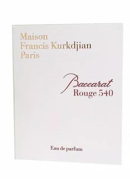 Набор парфюма Maison Francis Kurkdjian Baccarat Rouge 540 2х15 мл