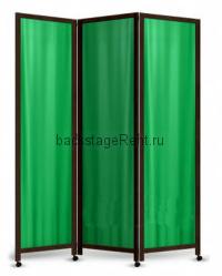 Аренда зеленой ширмы