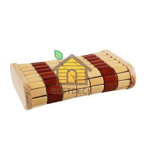 Подголовник бамбук амортизируемый