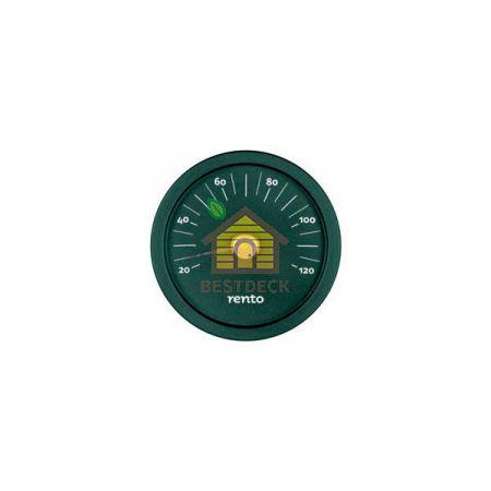 Термометр RENTO малахит