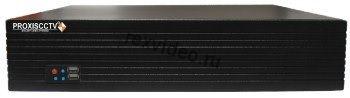 16-канальный (8mp*8к/с, 5.0Мп*12к/с, 8HDD) PX-HL1631(BV)
