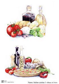 Italian cuisine 1