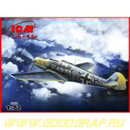 Bf 109E-7 / B, WWII немецкий истребитель 2 Мировой