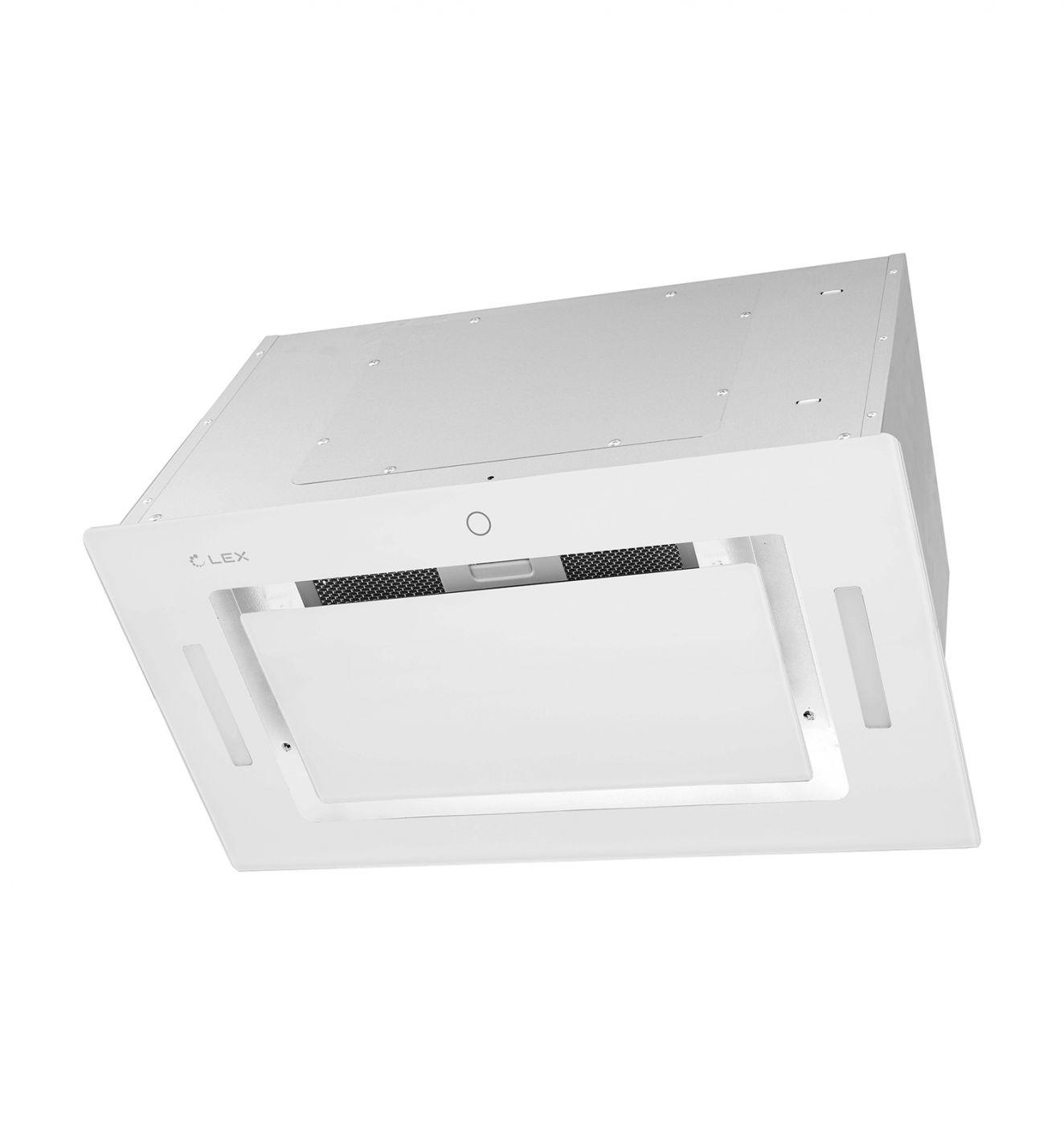 Встраиваемая вытяжка LEX GS BLOC Gs 600 white CHTI000362