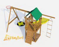 Детская игровая площадка PlayFort Солнышко